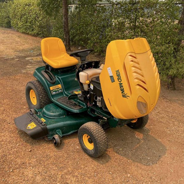 Yardman Rideon Lawnmower (Used)
